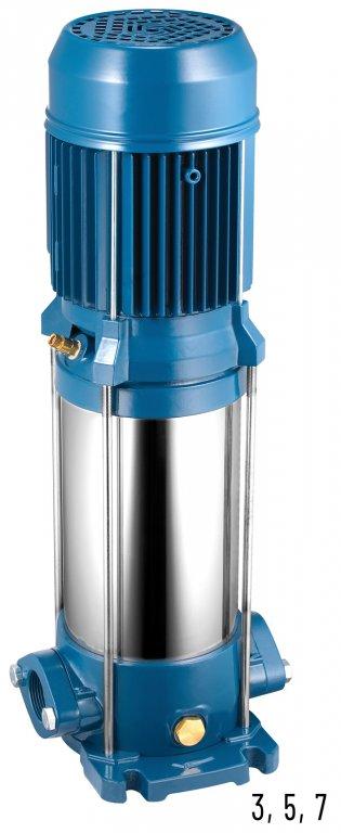 Pentax ULTRA 5L-120/4 400V, 0,9kW, H45,5m, Q140l/min