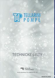 Technické listy TELLARINI
