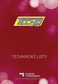 Technické listy TECNO